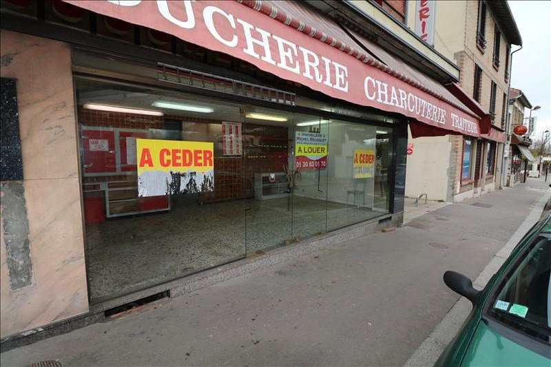 Location local commercial Versailles 1 250€ +CH - Photo 3
