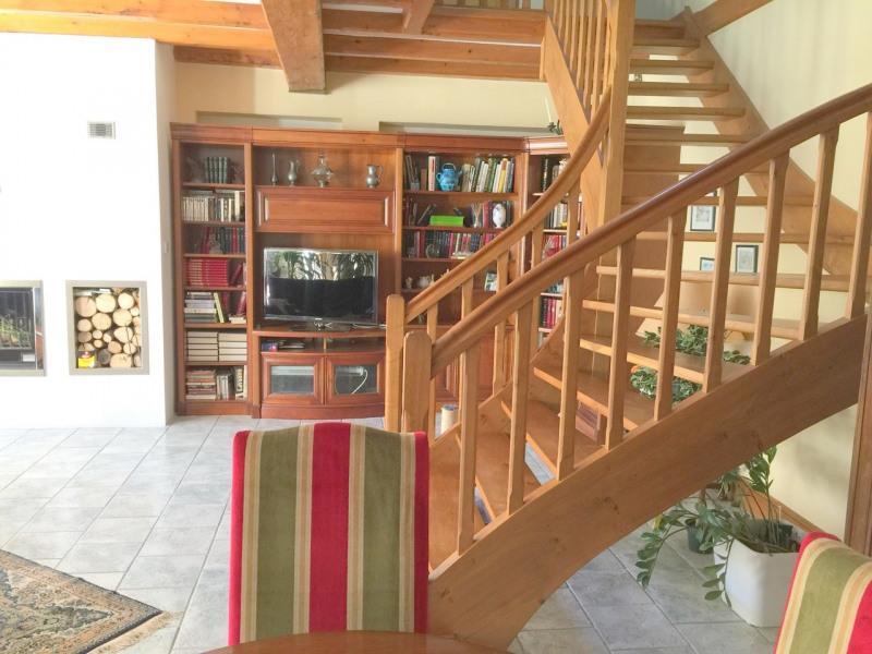 Sale house / villa Salles-d'angles 369250€ - Picture 9