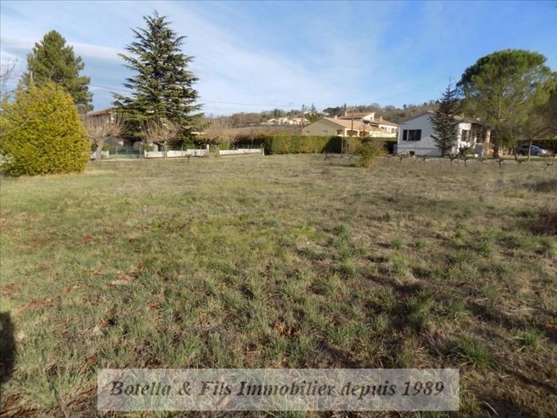 Vendita terreno Barjac 83500€ - Fotografia 2