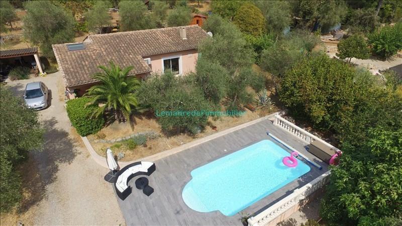 Vente maison / villa Le tignet 499000€ - Photo 3
