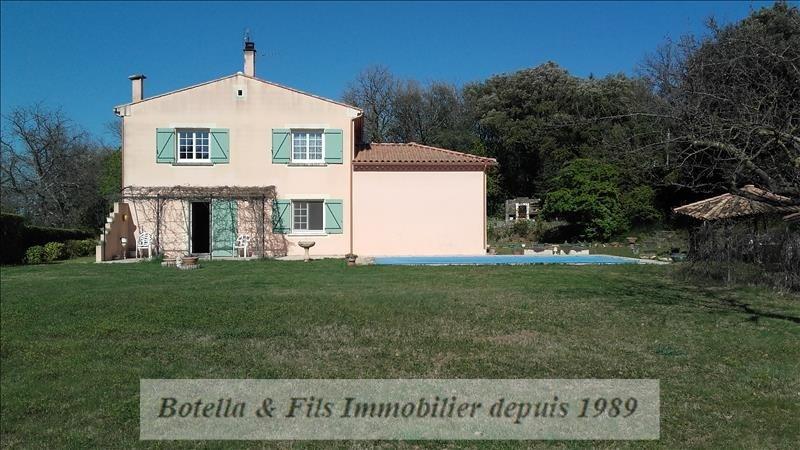 Sale house / villa St paulet de caisson 349000€ - Picture 4