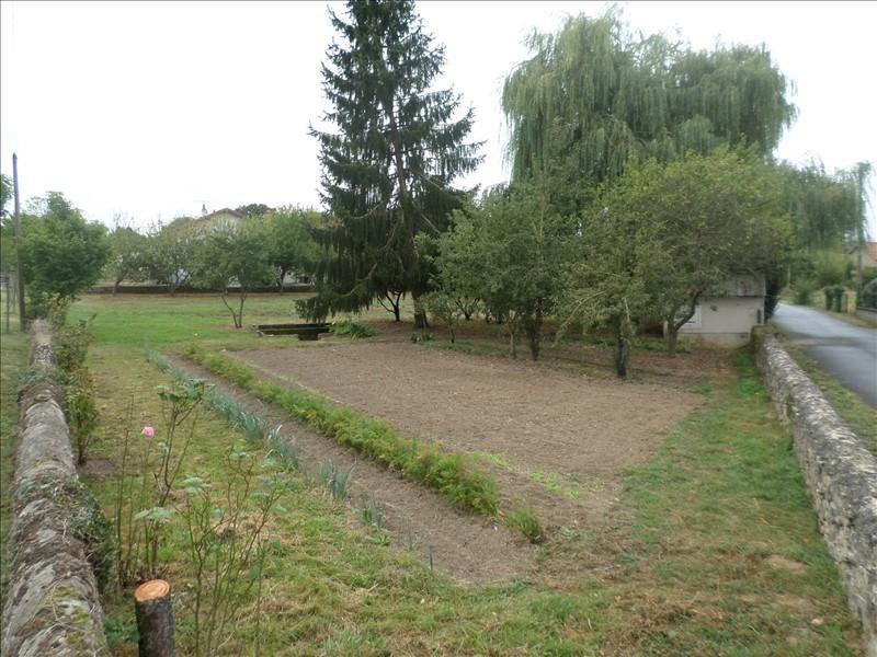 Vente terrain Persac 15000€ - Photo 1
