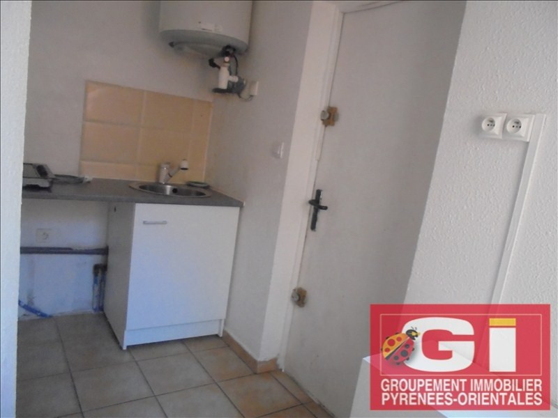 Vente appartement Perpignan 33000€ - Photo 3