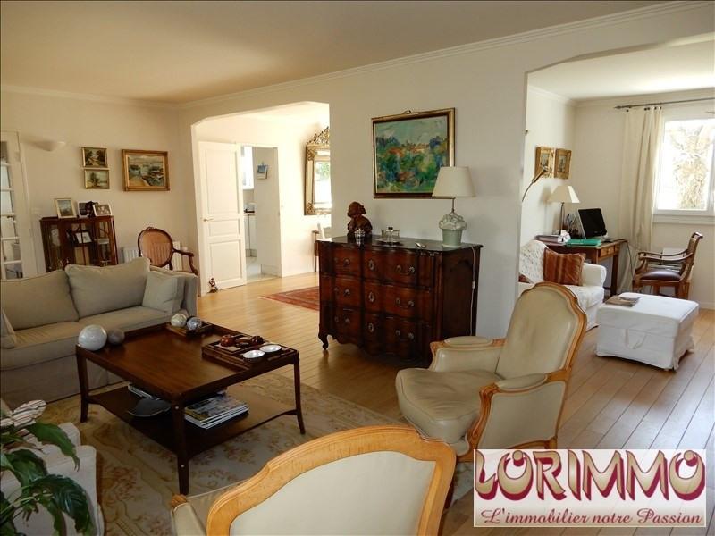 Sale house / villa Mennecy 489000€ - Picture 2