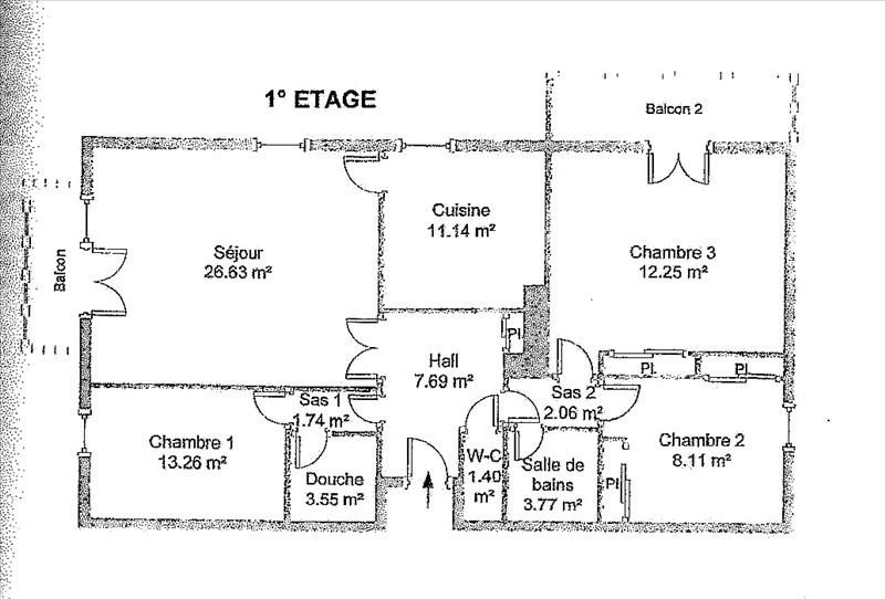 Venta  apartamento Ferney voltaire 425000€ - Fotografía 8