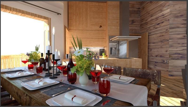 Verkoop van prestige  appartement Morzine 900000€ - Foto 8