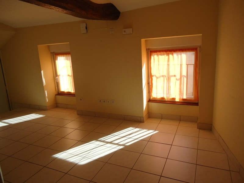 Rental house / villa St georges des gardes 296€ CC - Picture 3