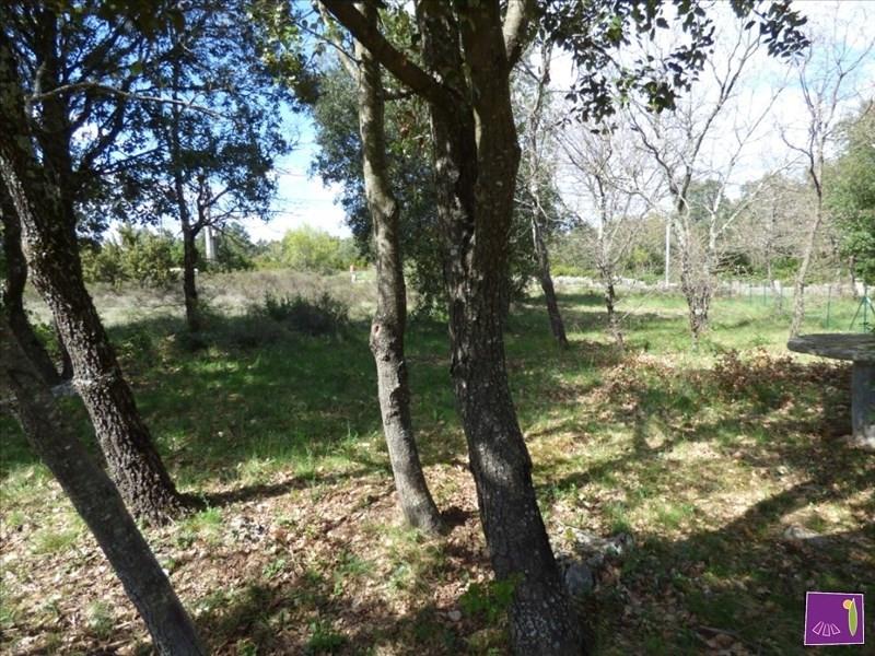 Verkauf grundstück Vallon pont d arc 119000€ - Fotografie 6