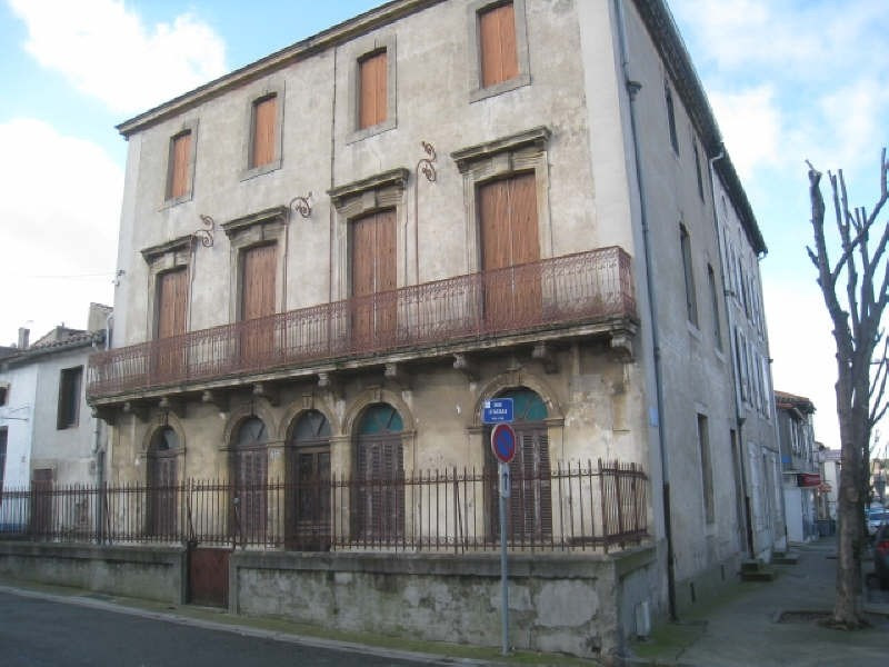 Vente immeuble Carcassonne 199 000€ - Photo 1