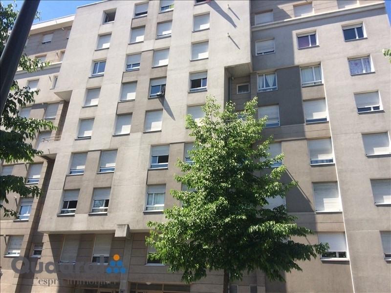 Location appartement Villeurbanne 822€ CC - Photo 1