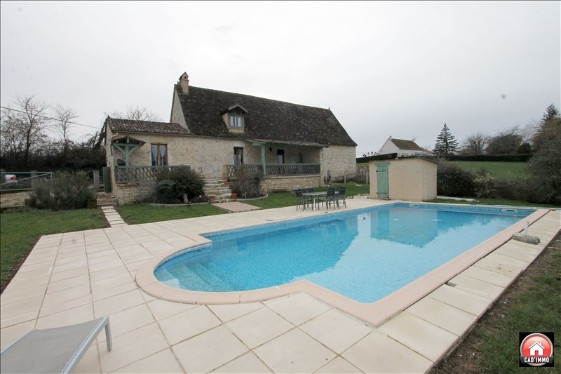 Sale house / villa Faux 214000€ - Picture 1