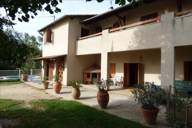 Sale house / villa Claveyson 228000€ - Picture 1