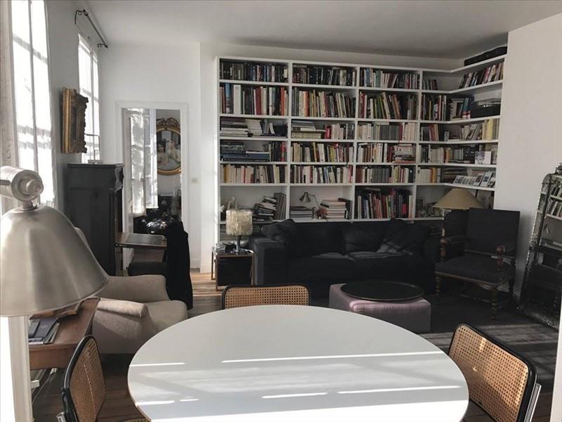 Sale apartment Versailles 625000€ - Picture 3