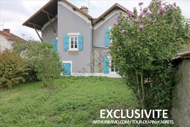 Vente maison / villa La tour du pin 175 000€ - Photo 8