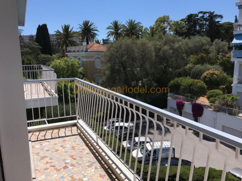 Viager appartement Nice 82 500€ - Photo 1