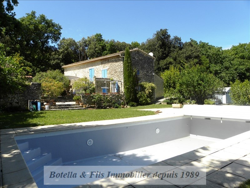 Deluxe sale house / villa Uzes 600 000€ - Picture 2