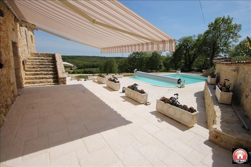 Vente de prestige maison / villa Lamonzie montastruc 435000€ - Photo 5
