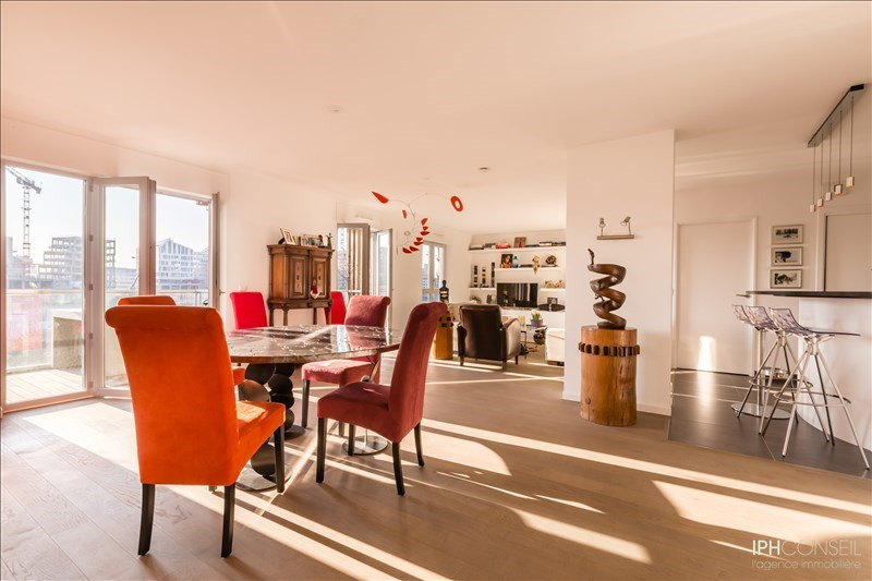 Vente de prestige appartement Paris 17ème 1 780 000€ - Photo 3