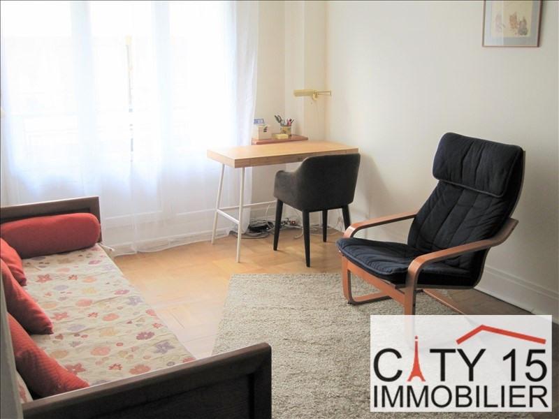 Rental apartment Paris 15ème 1150€ CC - Picture 6
