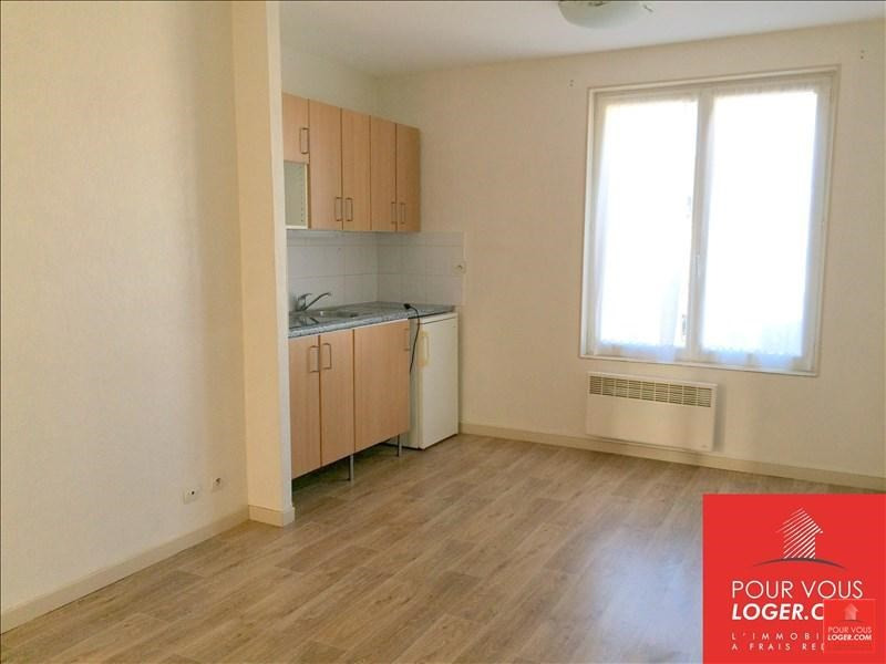 Location appartement Boulogne sur mer 410€ CC - Photo 1