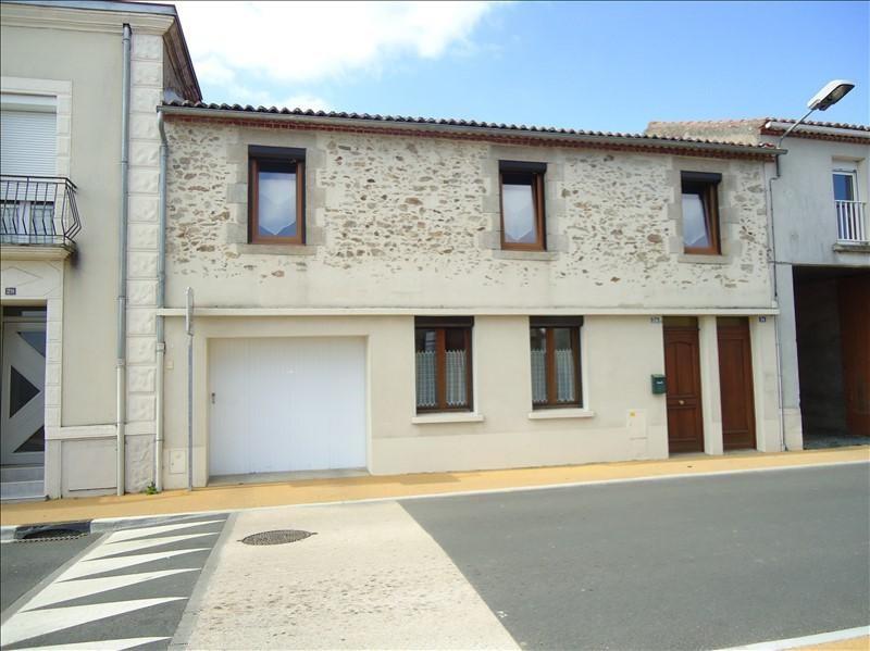 Vente maison / villa La romagne 179450€ - Photo 1
