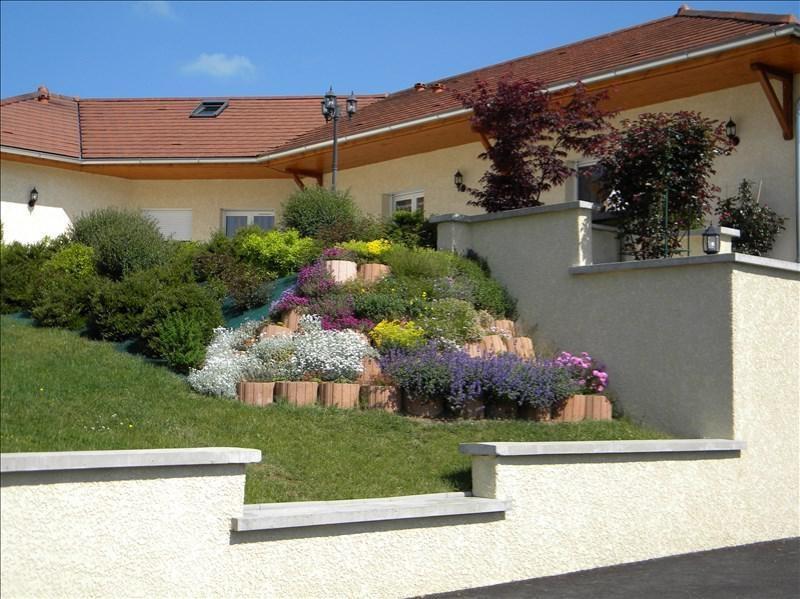 Vente maison / villa Bellignat 450000€ - Photo 2
