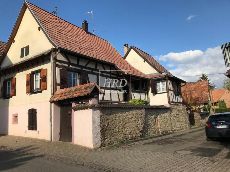 Vente maison / villa Kuttolsheim 286200€ - Photo 1