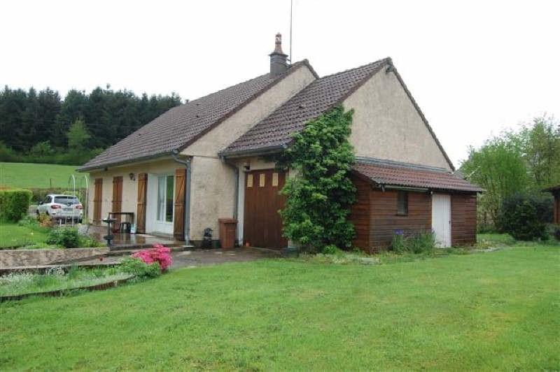Sale house / villa Brassy 91500€ - Picture 1