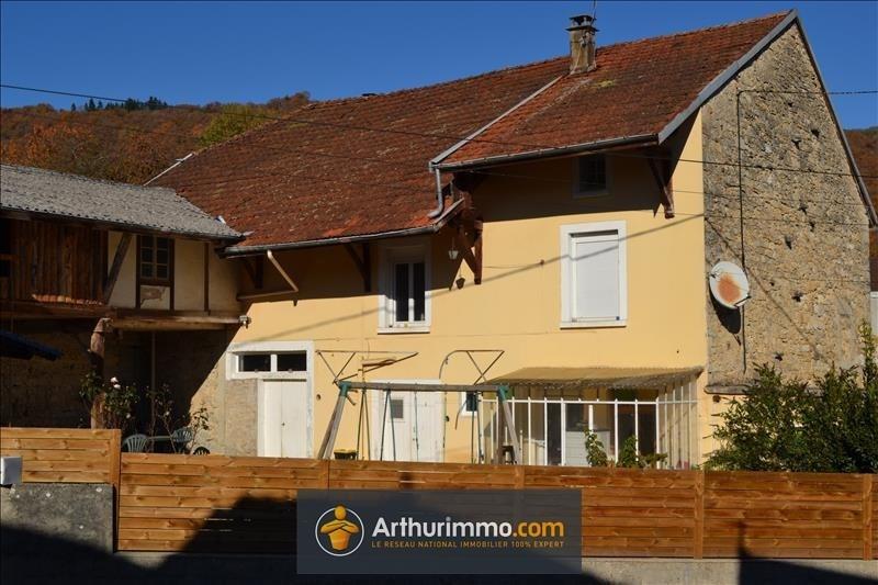 Sale house / villa Serrieres de briord 147000€ - Picture 1