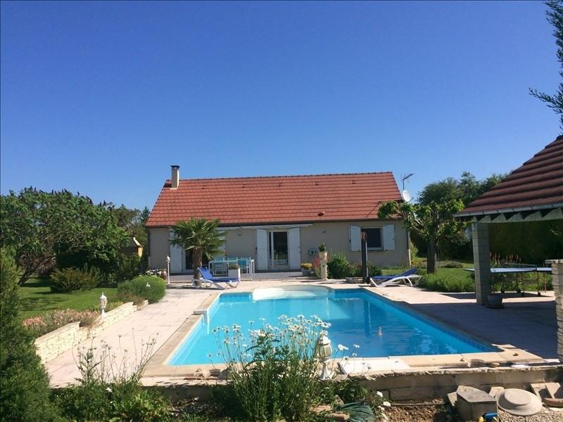 Vente maison / villa St menoux 249000€ - Photo 1