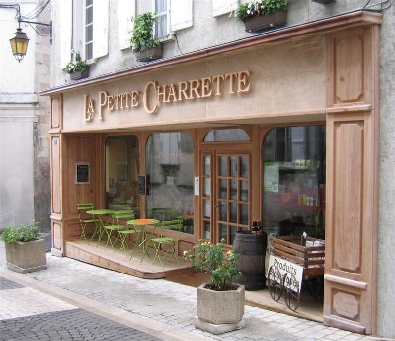 Vente immeuble Barbezieux saint-hilaire 146000€ - Photo 1