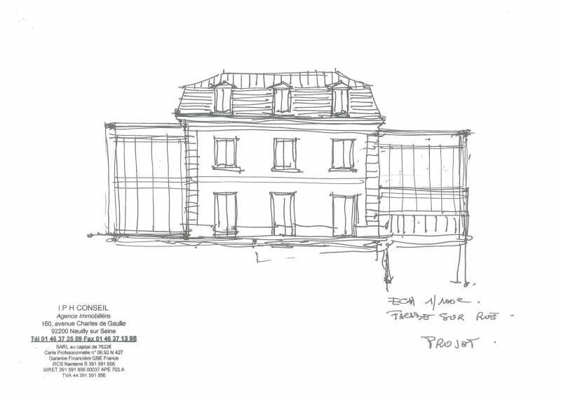 Vente de prestige maison / villa Neuilly sur seine 3450000€ - Photo 2