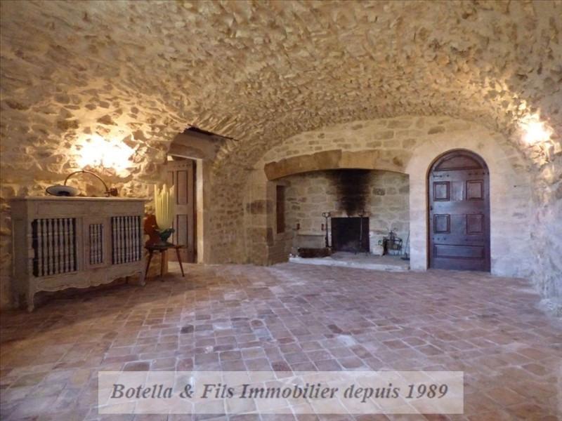 Vente de prestige maison / villa Barjac 699000€ - Photo 4
