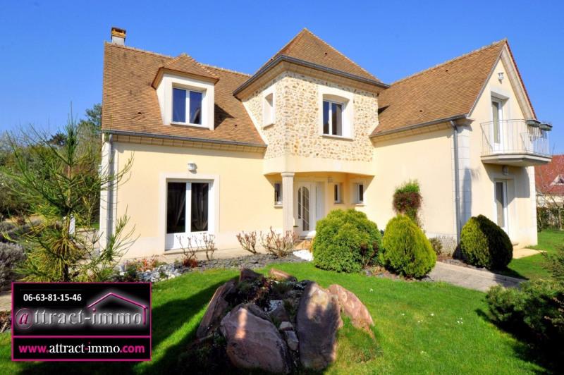 Sale house / villa Pecqueuse 635000€ - Picture 1
