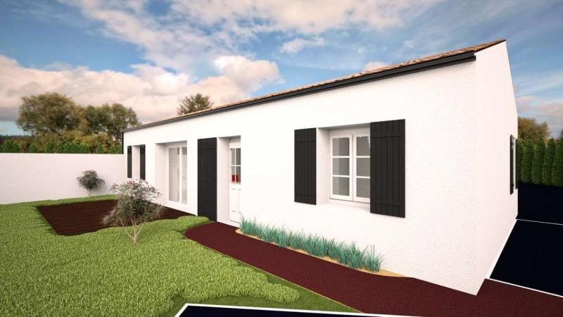 Sale house / villa Talmont-saint-hilaire 190000€ - Picture 2