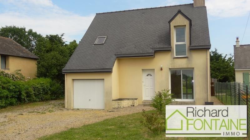 Sale house / villa Chartres de bretagne 227700€ - Picture 1