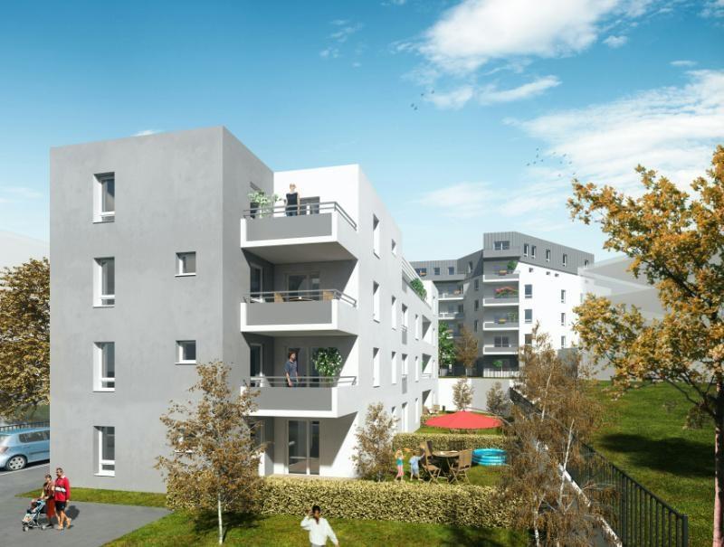 Programme neuf Nantes - Les Ambassades