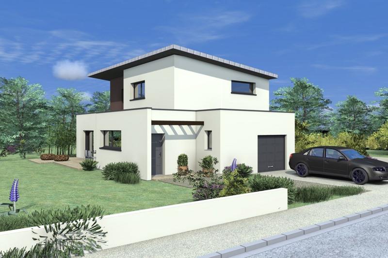 Maison  6 pièces + Terrain 940 m² Basse-Goulaine par ALLIANCE CONSTRUCTION NANTES