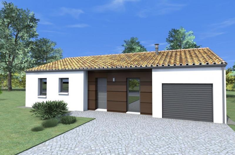 Maison  5 pièces + Terrain 521 m² Beaurepaire par ALLIANCE CONSTRUCTION LES HERBIERS