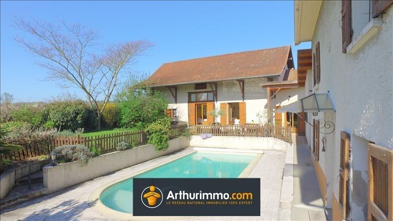 Sale house / villa Morestel 480000€ - Picture 1
