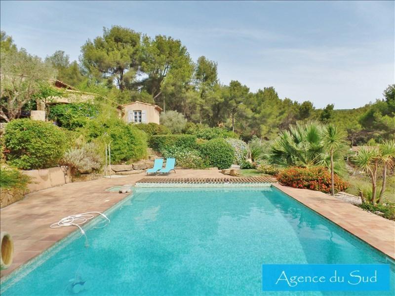 Vente de prestige maison / villa Ceyreste 865000€ - Photo 1
