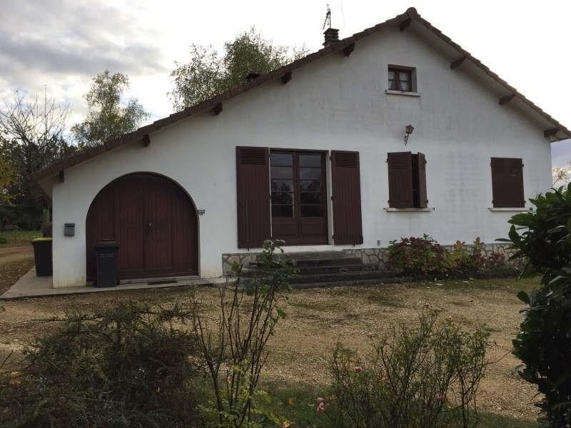Vente maison / villa Roches premarie andille 149000€ -  1