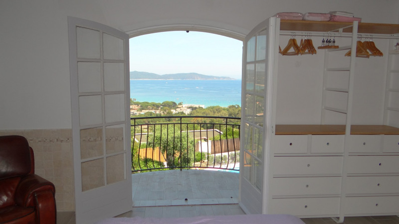 Vacation rental house / villa Cavalaire sur mer 3 500€ - Picture 29