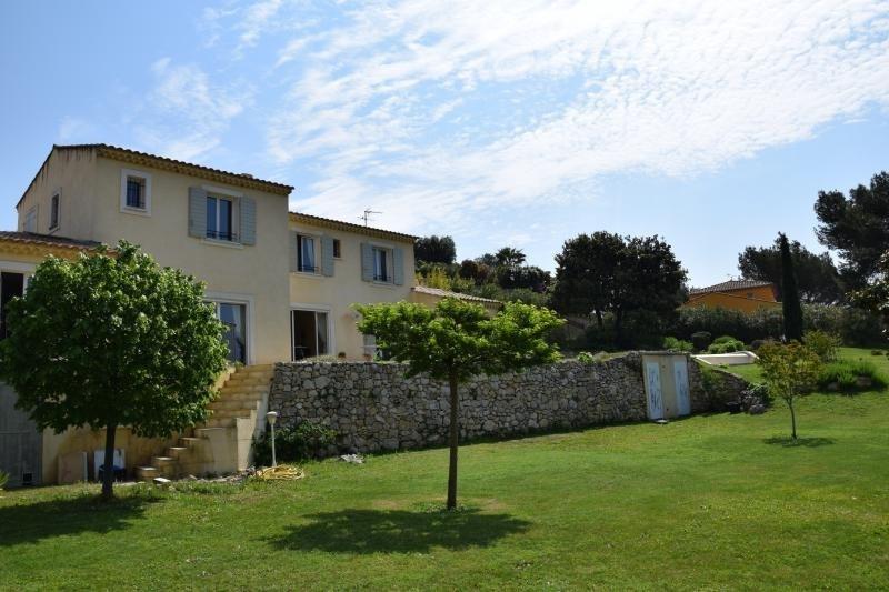 Vente de prestige maison / villa Ventabren 936000€ - Photo 1