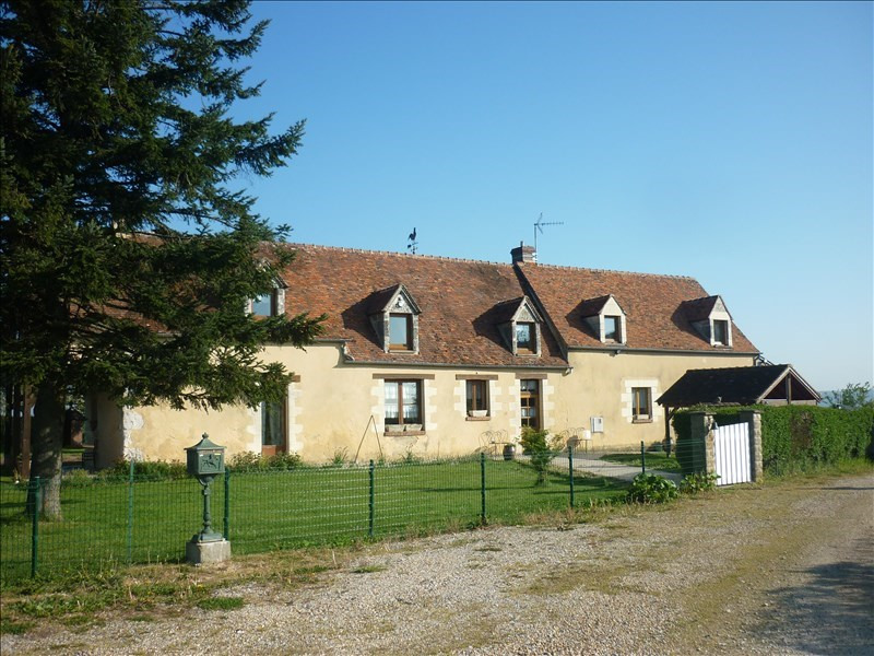 Vente maison / villa Mortagne au perche 168 000€ - Photo 1