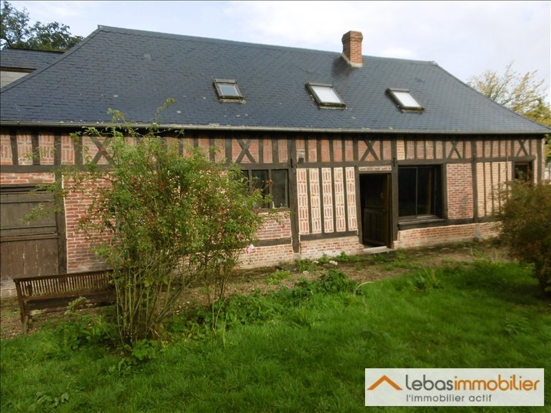 Vente maison / villa Doudeville 164300€ - Photo 1