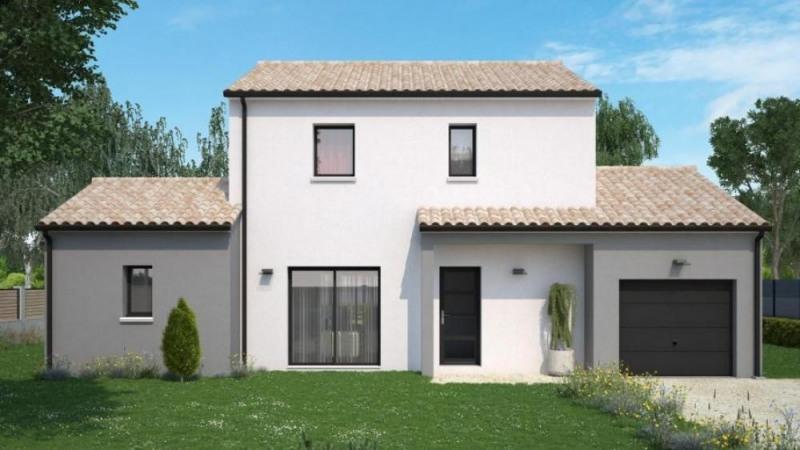 Maison  5 pièces + Terrain 725 m² Savigny-Lévescault par Maisons Ericlor