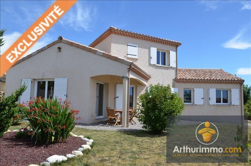 Sale house / villa Davezieux 310000€ - Picture 1