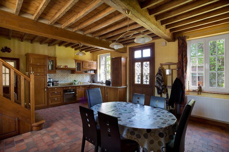 Vente maison / villa Herchies 416 000€ - Photo 3