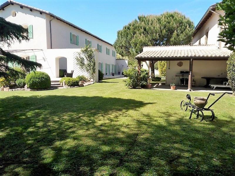 Sale house / villa Villette de vienne 865000€ - Picture 2